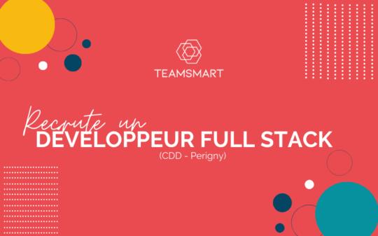 Développeur full stack (CDD)