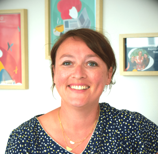 Innovation: interview de Marie Nédellec, fondatrice TEAMSMART
